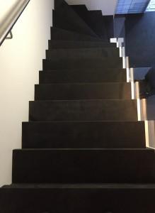 Leren trapbekleding boven Mutsaers 2